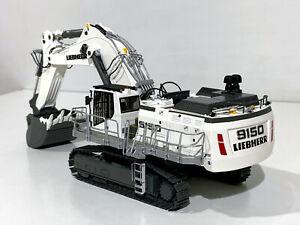 LIEBHERR R9150 EXCAVATOR-WSI TRUCK MODELS-1:50,04-2023