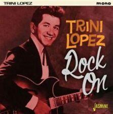 Rock on 0604988090727 by Trini Lopez CD