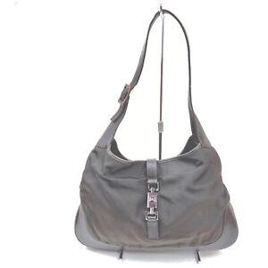 Gucci Shoulder Bag  Browns Nylon 1904548