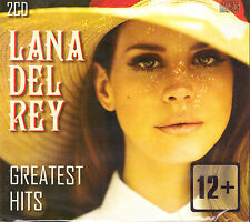 LANA DEL REY  GREATEST HITS 2CD DIGIPAK