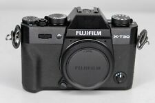 Fujifilm X-T30 26.1 MP Digital SLR Camera - Black