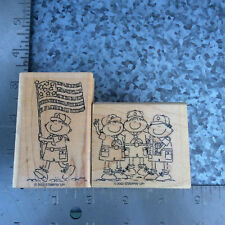 Stampin Up Boyscout Stamps