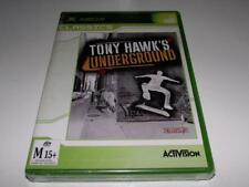 Tony Hawk's Underground XBOX Original (Classics) PAL *Sealed Brand New*
