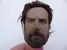 Mnthe Walking Dead Rick Grimes 1.6 Scale CUSTOM HEAD SCULPT