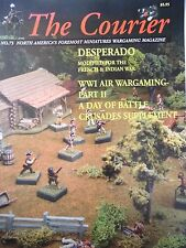 THE COURIER MAGAZINE - Number 75 DESPERADO MODIFIED FOR FRENCH & IND. WAR