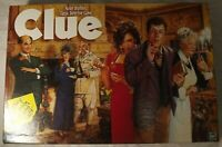 Clue Board Game (1996 - 98) Parts & Pieces Only - You Choose