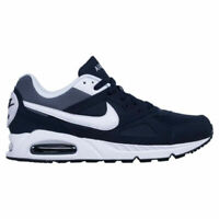 Nike Air Max Mens Ivo Leather Blue Gym Sports Running Trainers UK 12