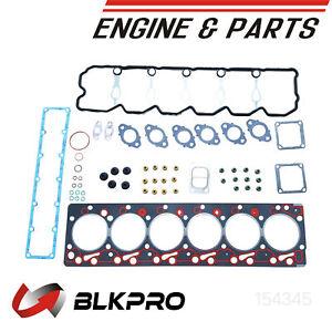 Upper Head Gasket Gaskets Set Kit For Dodge Ram 5.9 Cummins 24V 5.9L Fit 98.5-02
