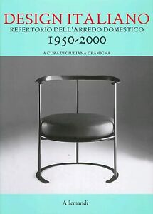 9788842225454 Repertorio del Design Italiano 1950-2000 per L'Arr...nto Domestico