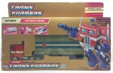 Optimus Prime G1 European Gold-Box Reissue UNUSED, Mint in Box [MIB] [COPU1]