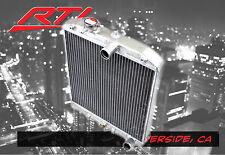 DC DC2 Acura Integra 94-01 Manuel Transmission M/T Aluminum 2 Row Half Radiator