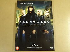 4-DISC DVD BOX / SANCTUARY - SEIZOEN 1