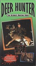 Deer Hunter The Ultimate Hunting Video (VHS 1998) Learn how to Bag a Trophy Buck