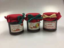 Gift Pack 3 Jellies by Früchtemeer, 7,4 oz each - free shipping