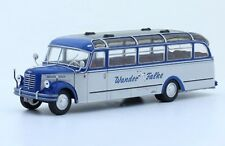 Bus  BORGWARD BO 4000   1:43 New & Box diecast model