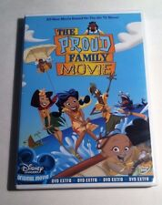 The Proud Family Movie (DVD,2005)