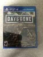 Days Gone - Sony PlayStation 4 - PS4 - Brand New and Sealed