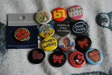 collection button badges 6