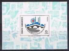 Turkije postfris 1978 MNH block 18 - Ulusal Sergisi (S0661)