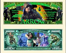 Green Arrow - TV Series Million Dollar Novelty Money
