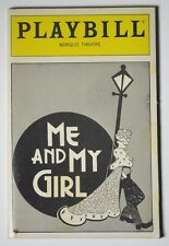Me and My Girl - National Tour Playbill
