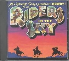 NEW A Great Big Western Howdy From Riders In The Sky (Audio CD)