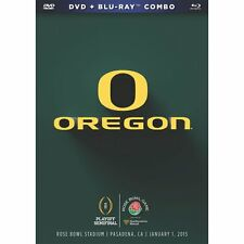 Rose Bowl 2015 - Oregon Ducks vs. Florida State [DVD] + [Blu-ray] NEU NFL NCAA