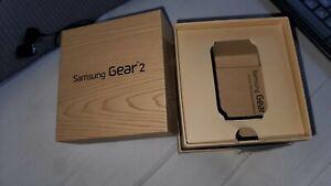 Genuine Original Samsung Gear 2 SM-R380 >> EMPTY Box <<