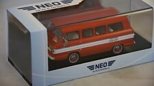 NEO 46525 - Chevrolet Corvair Sports rouge/blanc - 1963    1/43