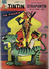 TINTIN 617 BE ROME JEUX OLYMPIQUE LE FOCH 1960 VD BE