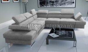 Corner Sofa Bed GALA MAX  -  WATERPROOF MATERIAL__HIGH QUALITY __!