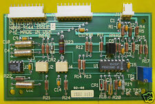 Perkin-Elmer N068-9144 / N068-9141-5 Issue C Detector LCICP PLC Board Card NO68