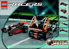 Lego Racer 8473 Nitro Race Team New Sealed