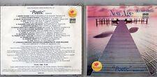NEW AGE CD 70 Mario Rosini Iona Robert Fripp YoYo Ma Sergio Bertoni Dennis Doyle