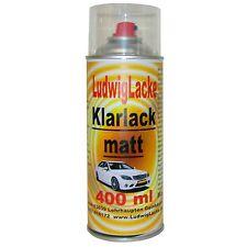 KLARLACK 1 Spraydose  MATT  400ml  Autolack Qualität von Ludwiglacke FreiHaus