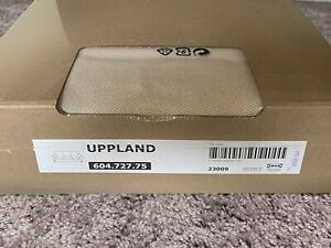 Ikea UPPLAND Cover for sofa 3 seat COVER ONLY, hallarp beige - NEW