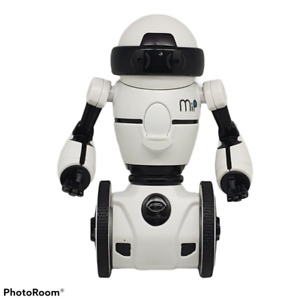 MiP Gesture Directed or Self Explore White Self Balancing Robot New Damaged Box