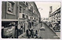 FRANCE - 62 - CALAIS - Rue Royale - Vintage Cars - Real Photo - c1960s