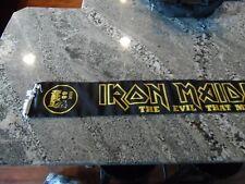 Iron Maiden Seventh Son tour scarf Hard to find