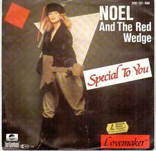 """<4654-20> 7"""" Single: Noel And The Red Wedge - Special To You"""