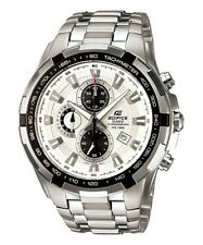 Casio Edifice EF-539D-7A Men's Chronograph Stainless Steel Band Analog Watch