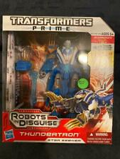 Transformers Prime Robots In Disguise Thundertron Star Seeker