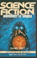 Ahouvati le Kobek.Daniel PIRET.Science-fiction SF52
