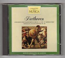 CD -  I MAESTRI DELLA MUSICA DEAGOSTINI BEETHOVEN VOLUME II N. 2