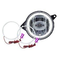 For Ford Mustang 13-14 Plasma 6000K White Halo Kit for Fog Lights