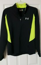 Under Armour Zip Pull Over Top (Youth)