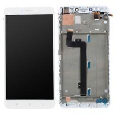 PANTALLA COMPLETA LCD + TACTIL + MARCO XIAOMI MI MAX 2 BLANCO