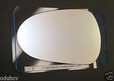 Links Rückansicht Seitenspiegel für SEAT IBIZA 2008, gewölbter spiegel