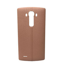 For LG G4 Original Leather Back Cover Battery Case Housing Replacement H818 H961