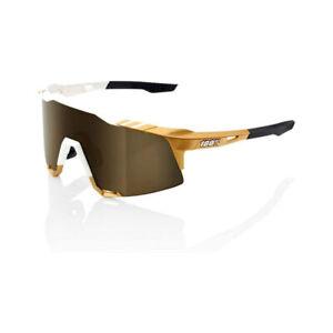 100% Speedcraft Peter Sagan LE White Gold Sunglasses